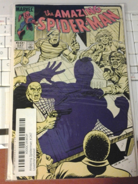 The Amazing Spider-Man #247